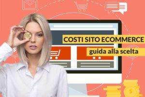costi sito ecommerce